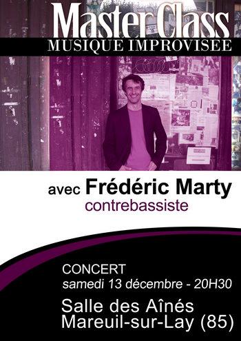 Frédéric Marty à Mareuil-sur-Lay