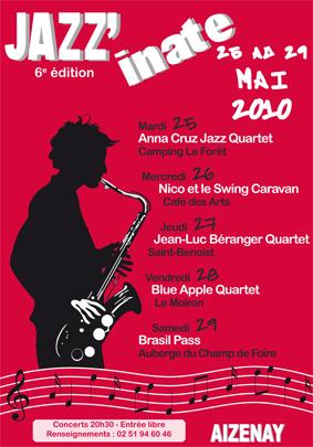 jazz Aizenay mai 2010