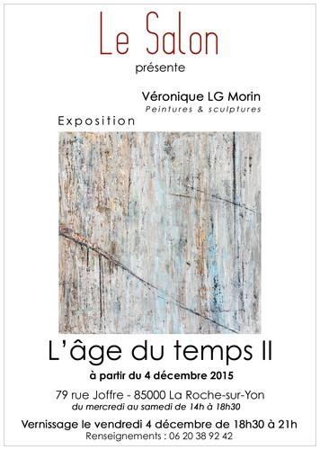 Véronique LG Morin Invitation-L'âge du temps ll 2015