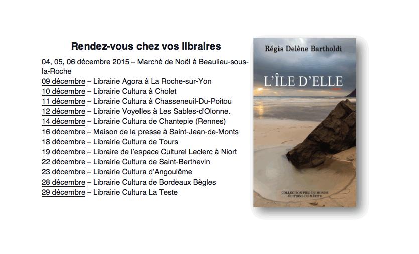 L'île d'elle, Régis Delène-Bartholdi 2015